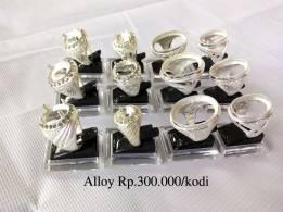 Ring Cincin Alloy / Alpaka