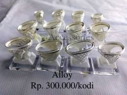 Ring Cincin Alloy / Alpaka