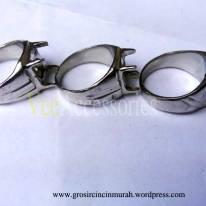 Ring / emban / ikat cincin monel stainless