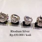 Rhodium Silver