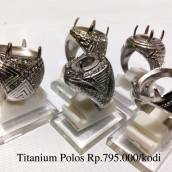 Ring Titanium Polos