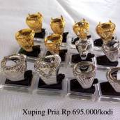 Ring Xuping Pria (Habis)