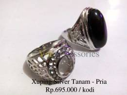 Xuping Silver Tanam Pria