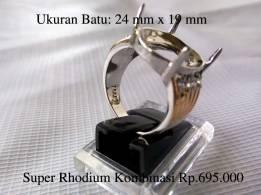Super Rhodium Kombinasi