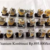 Titanium Kombinasi