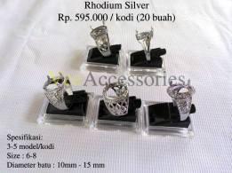Rhodium Wanita