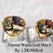 Titanium Wanita