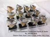 Titanium kombinasi tanam semi jumbo