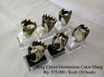 Germanium Cakar Elang