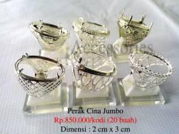 Ring Perak Cina Jumbo