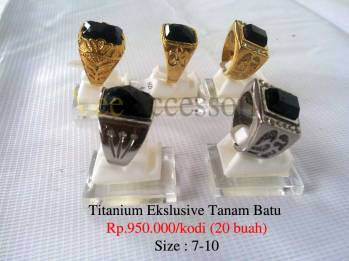 Titanium Tanam