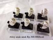 Alloy Anak-anak Rp.300.000/kodi