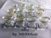 Alloy Mata Standar Rp.300.000/kodi
