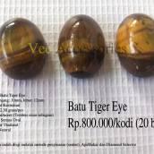 Batu Tiger Eye Rp.800.000/kodi (20 buah)