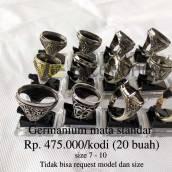 Germanium Mata Standar Rp.475.000/kodi