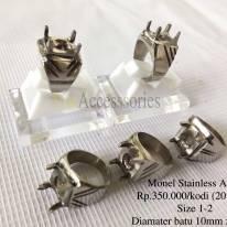 Monel Stainless Anak-anak Kuku Rp.350.000/kodi