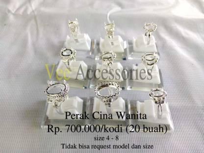 Perak cina /Malaysia Wanita Rp.700.000/kodi