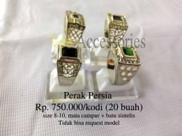 Perak Persia Rp.750.000/kodi