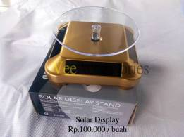 Solar Display 100.000/buah