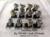 Titanium Polos