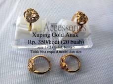 Xuping Gold Anak (XGA01) Rp.350.000/kodi