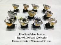 Rhodium Jumbo Rp.495.000/kodi