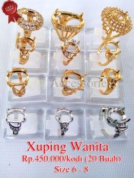Xuping Wanita Rp.450.000/kodi