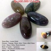 Batu Lumut Siluki Pandan 30x15 (Natural)