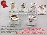 Perak 926 Pria Rp.1.250.000/kodi