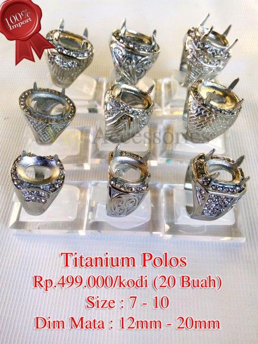 Titanium Polos Rp.499.000/kodi