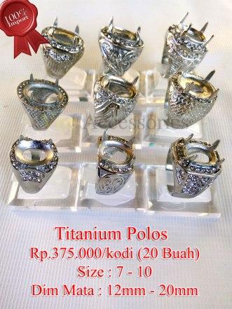 Titanium Polos Rp.375.000/kodi