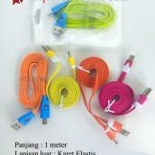 Kabel Data warna warni