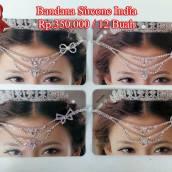 Bandana Sircone India Rp. 350.000/ 12 Buah