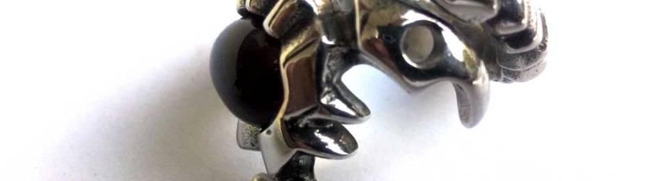 Promo Heboh Cincin Import Gothic Ring Turun Harga