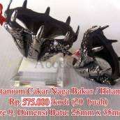 titanium-cakar-hitam
