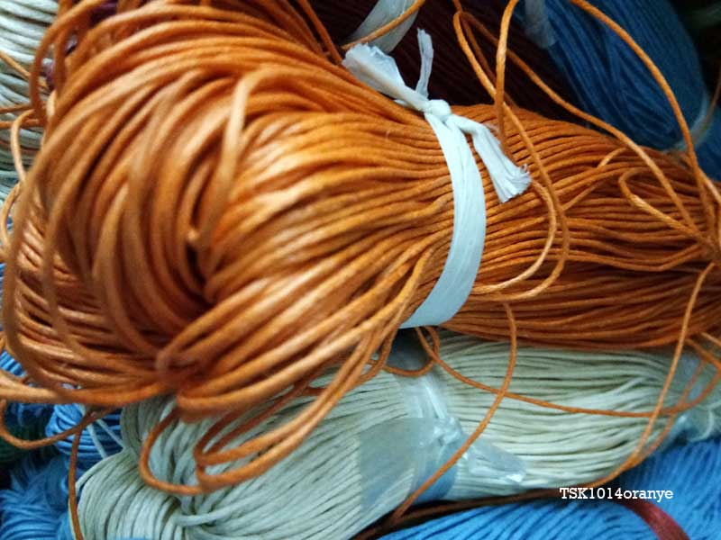 Grosir Tali Semi Kulit 10 Mm 70 Meter Untuk Kalung Gelang